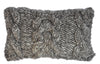 Melange Trenzas Cable Knit Wool Pillow - Homelosophy