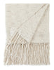 Textured Rustic Cotton Throw Blanket | Homelosophy