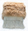 Sheepskin Throw - Full Striped Lambskin Throw