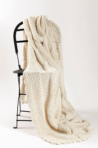 Knot Throw Blanket
