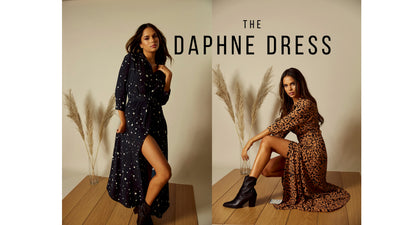 Check out the New Daphne Shirt Dress. The Ultimate Work To Wine Dress