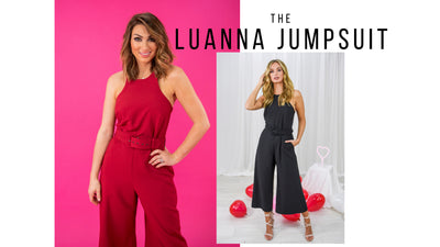 THE LUANNA JUMPSUIT