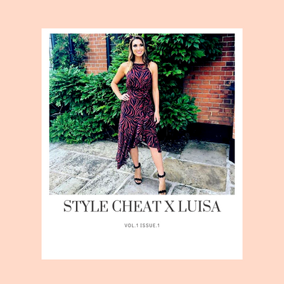 ARIANA LUISA DRESS X WELLBEING OF WOMEN