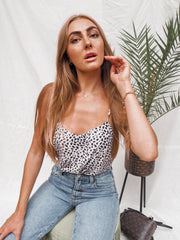 Beau Animal Print Cami Top