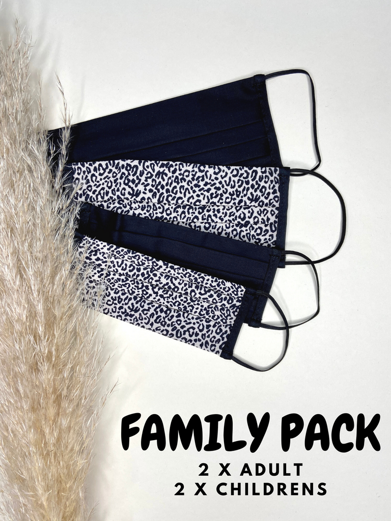 Family Pack Face Coverings