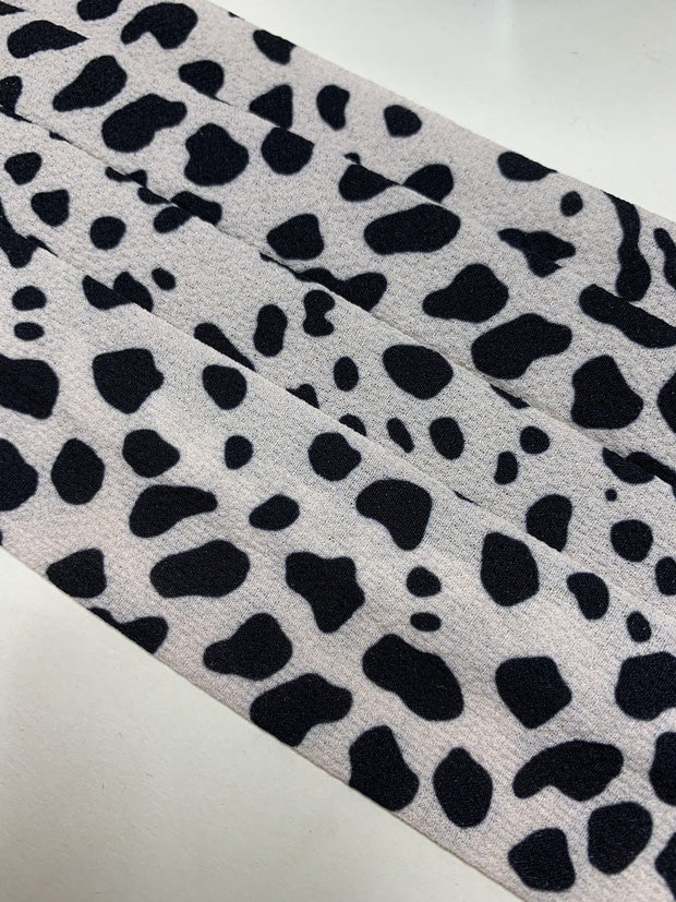 Cheetah Print Washable Face Covering