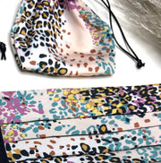 The Complete Kit - Multi Leopard - ADJUSTABLE