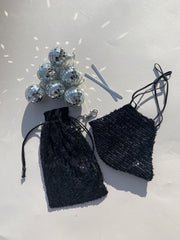 The Complete Kit - Black Sequin Limited Edition - ADJUSTABLE