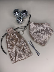 The Complete Kit - Rose Gold Sequin Limited Edition - ADJUSTABLE