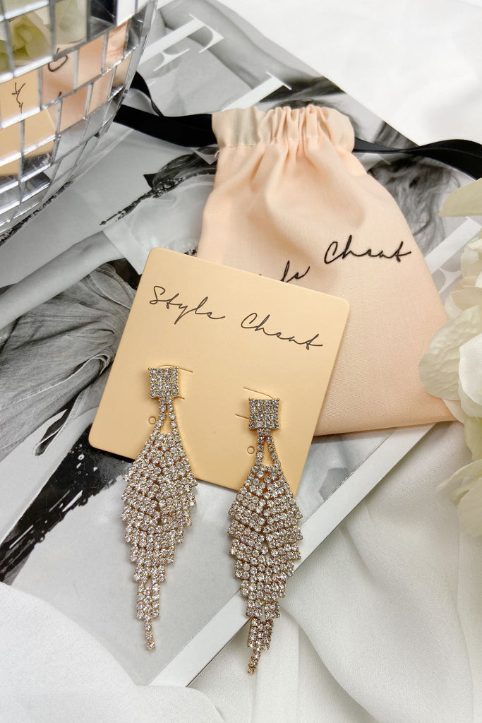 Gabrielle Statement Earrings