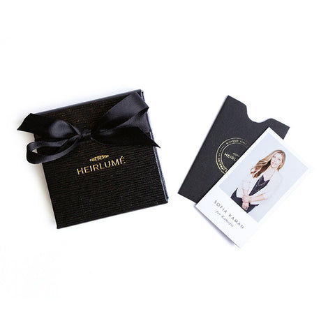 Sofia Kaman for Kamofie Gift Box