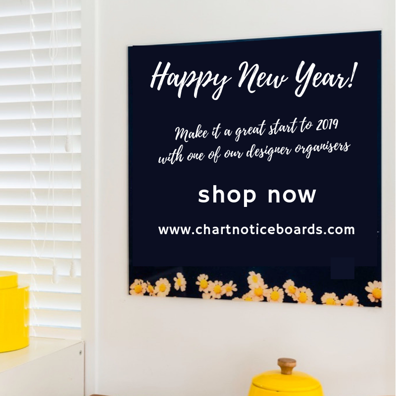 Happy 2019 from Chart!