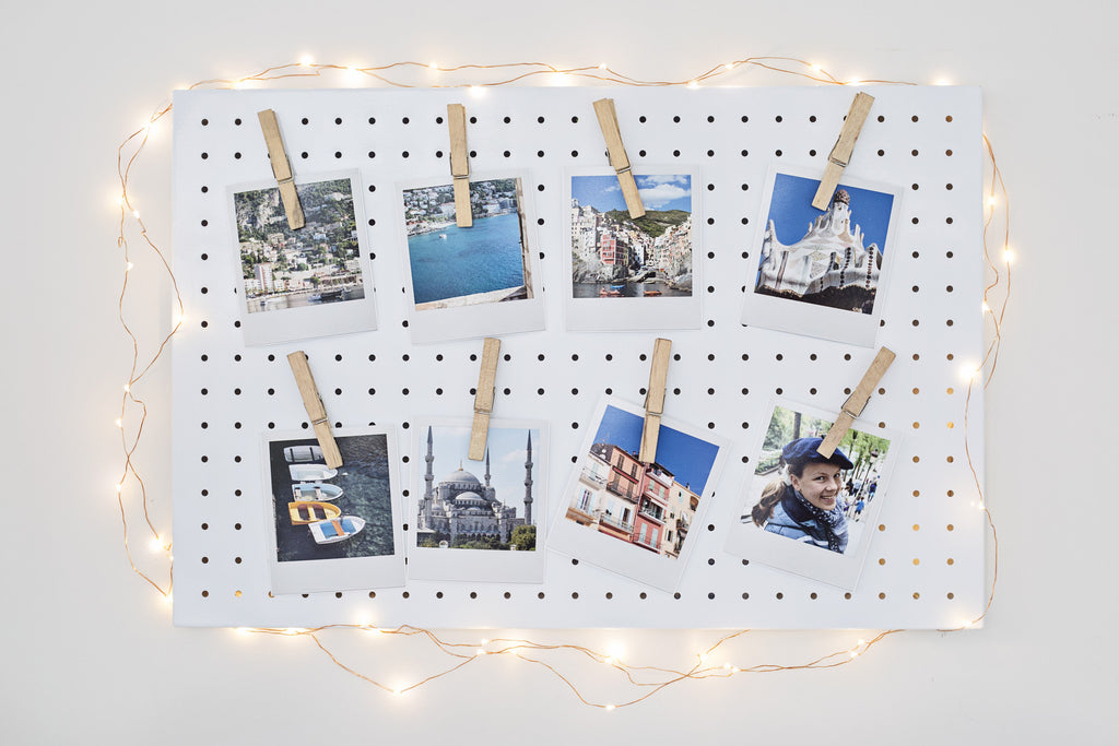 New Photo Peg Board Pack