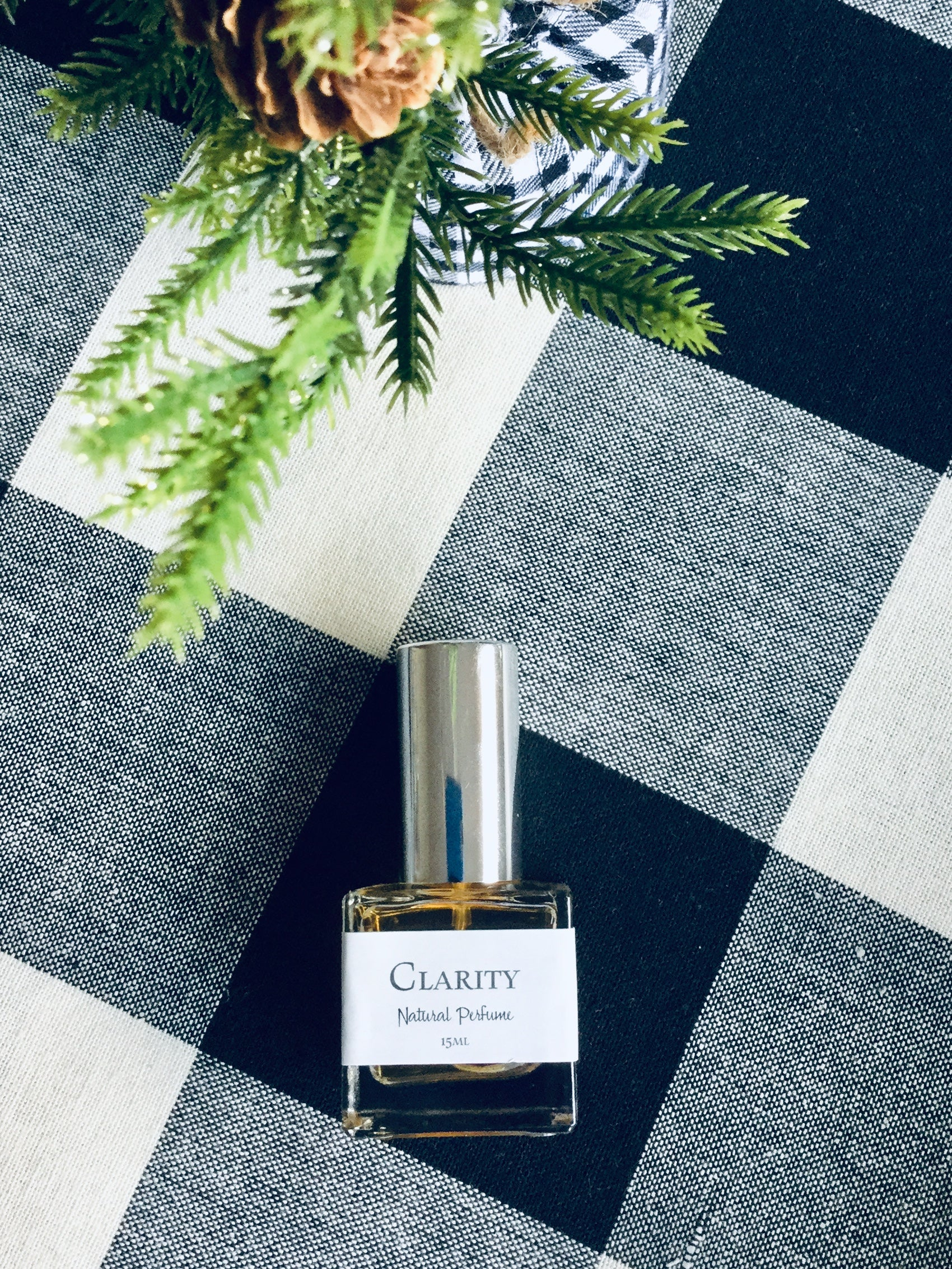 Clarity - A Natural Perfume