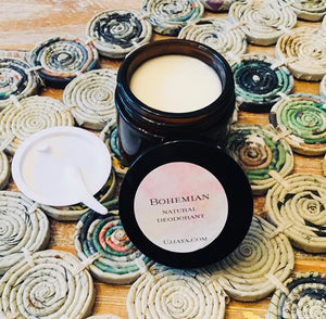 Out of Stock / Bohemian Natural Deodorant