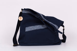 The Lean On Set - Balance Bottle and Ujjaya Tote (Black or Blue Moon)