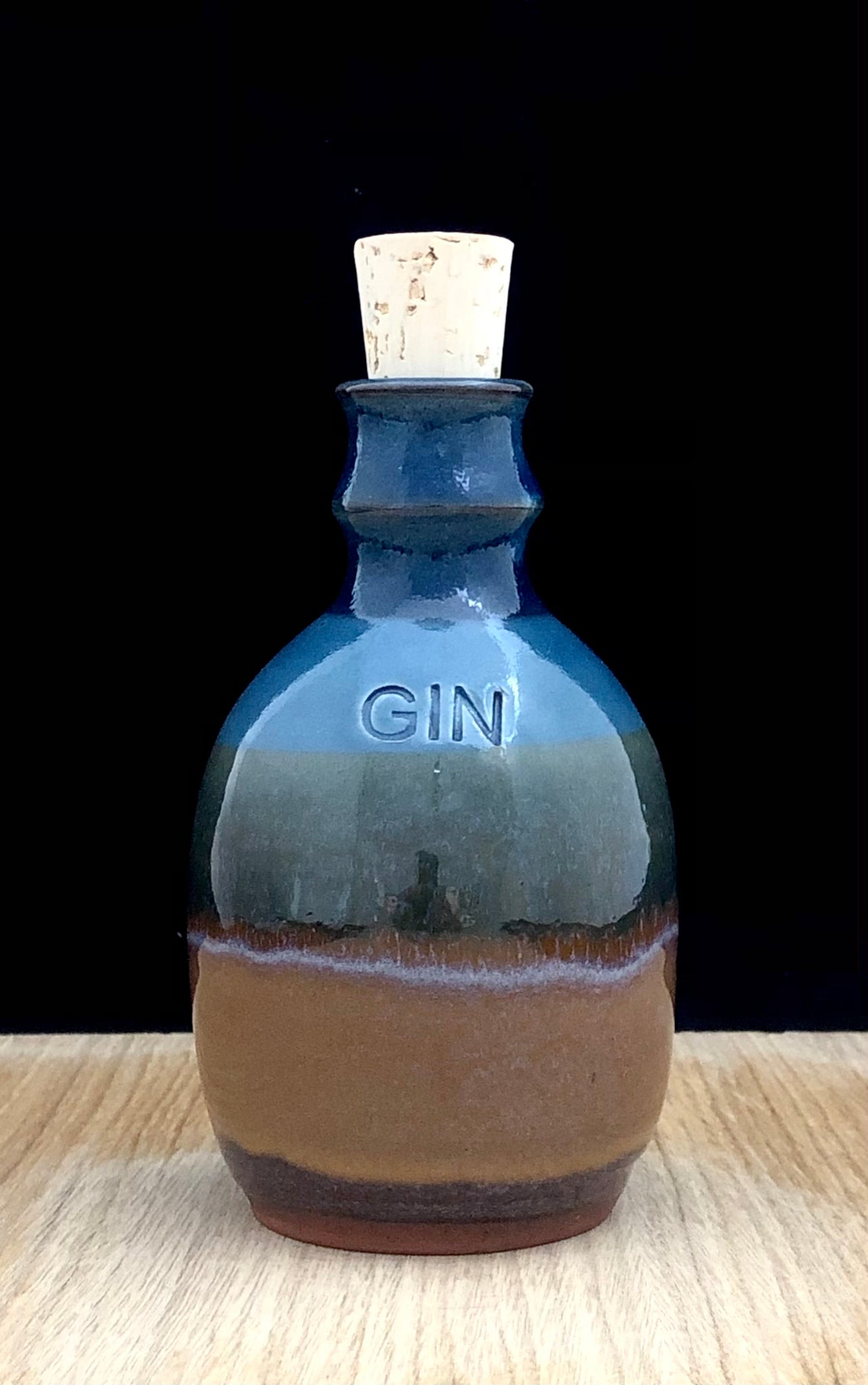 Gin Decanter 19