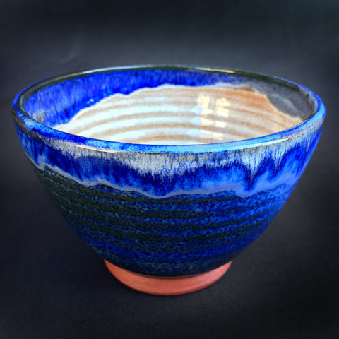 Side Bowl - Blue