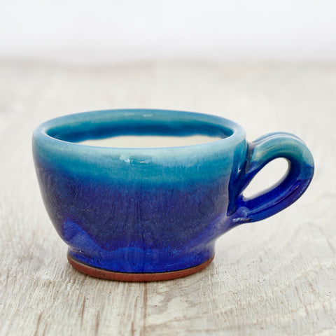 Espresso Mug - Deep Sea Blue
