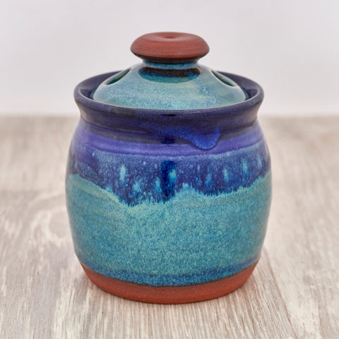 Garlic Pot - Ocean Spray