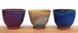 The Nibbles Bowl Set (set of 3) - Blue, Yellow, Purple