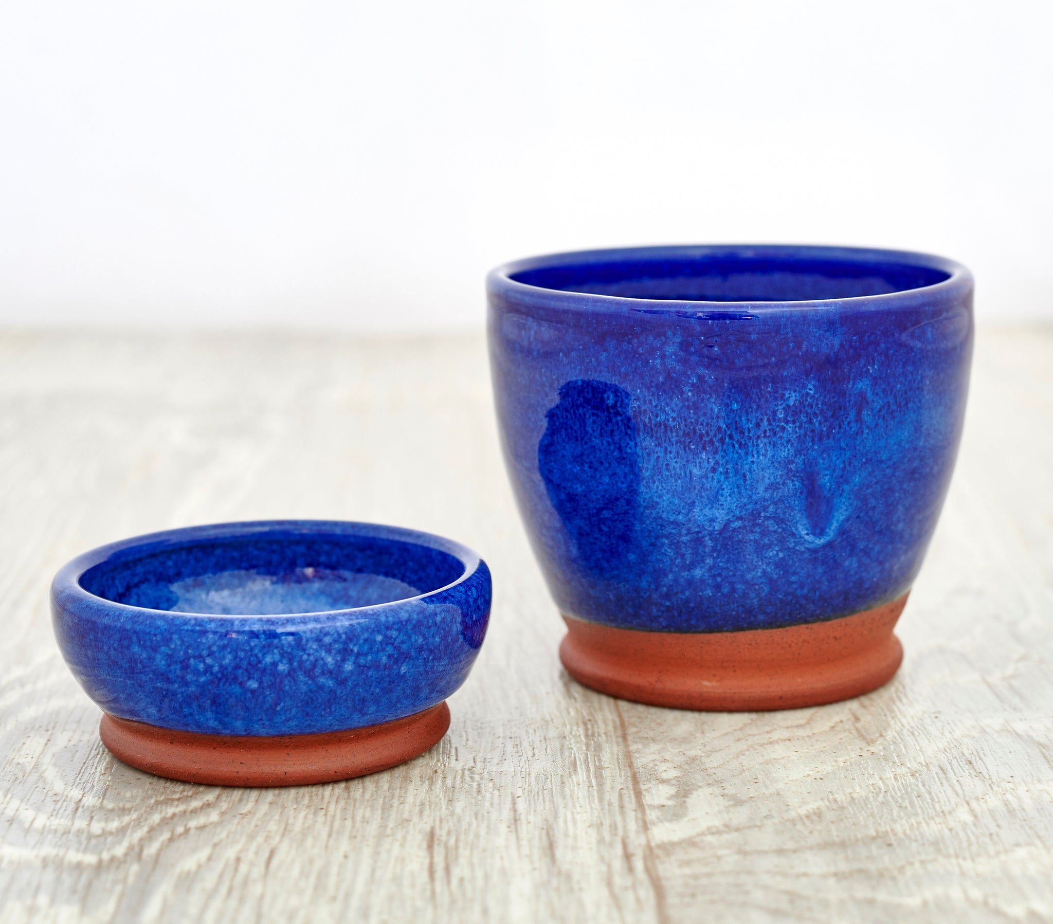 Olive & Stone Bowl in Blue (Boxed)