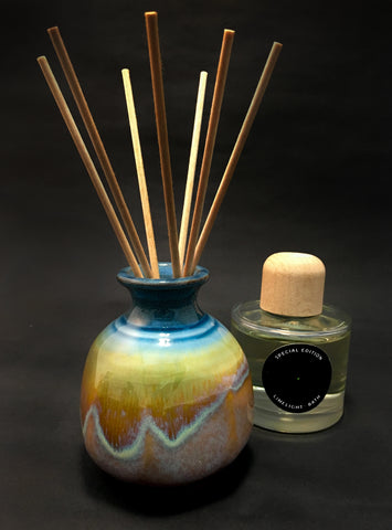 Rosemary and Bay Kitchen Reed Diffuser - Summer Tide