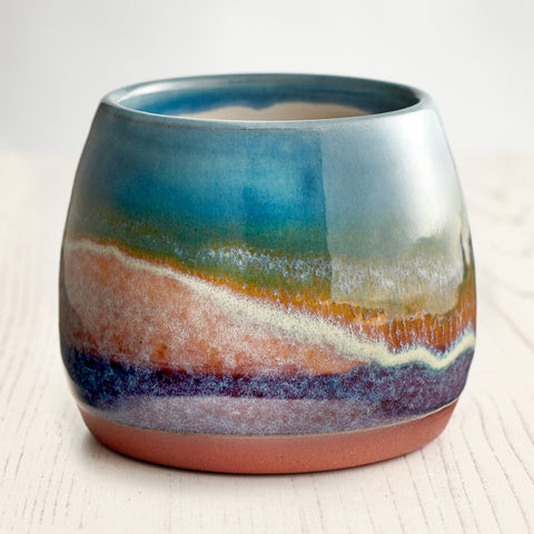 Whisky Tumbler - Summer Tide