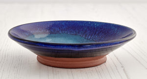 *SPECIAL* Slight Seconds Extra Large Tapas Plate - Deep Sea Blue
