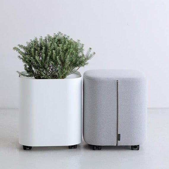 Loaf Side Table and Planter