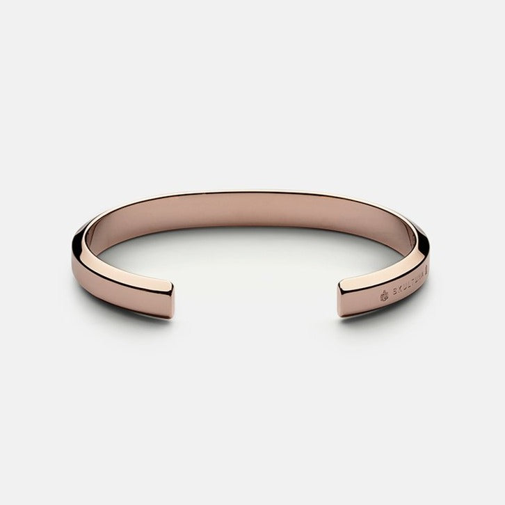 Icon Cuff, Rose Gold Plated