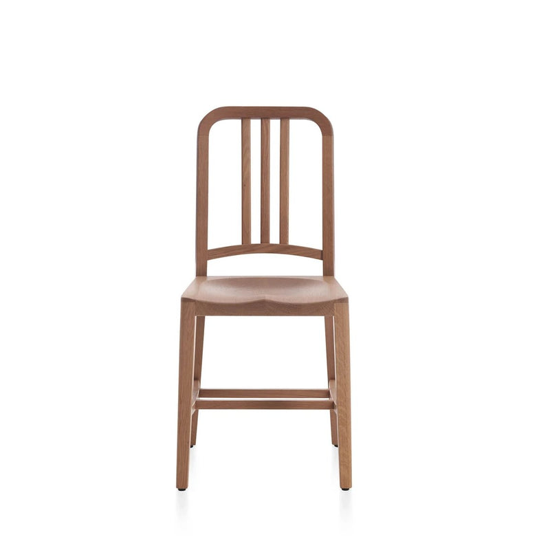 Navy Wood Chair