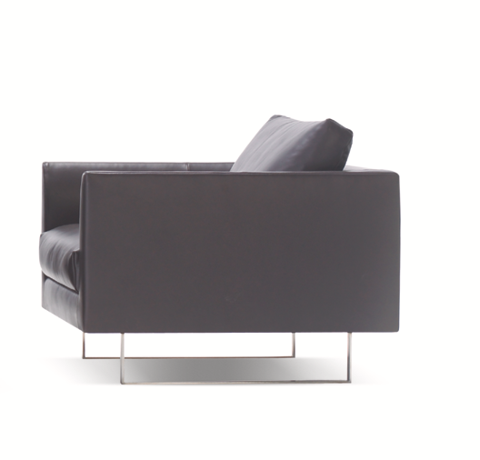 Axel Lounge Chair, Wide