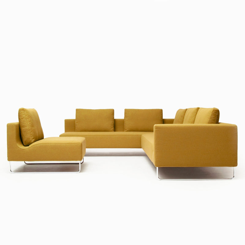Canyon Sofa with One Arm