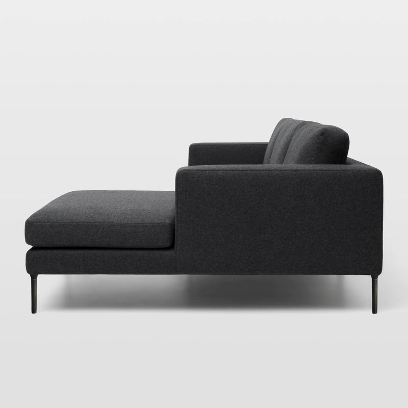 Neo Sectional Single Arm, 2 Seater