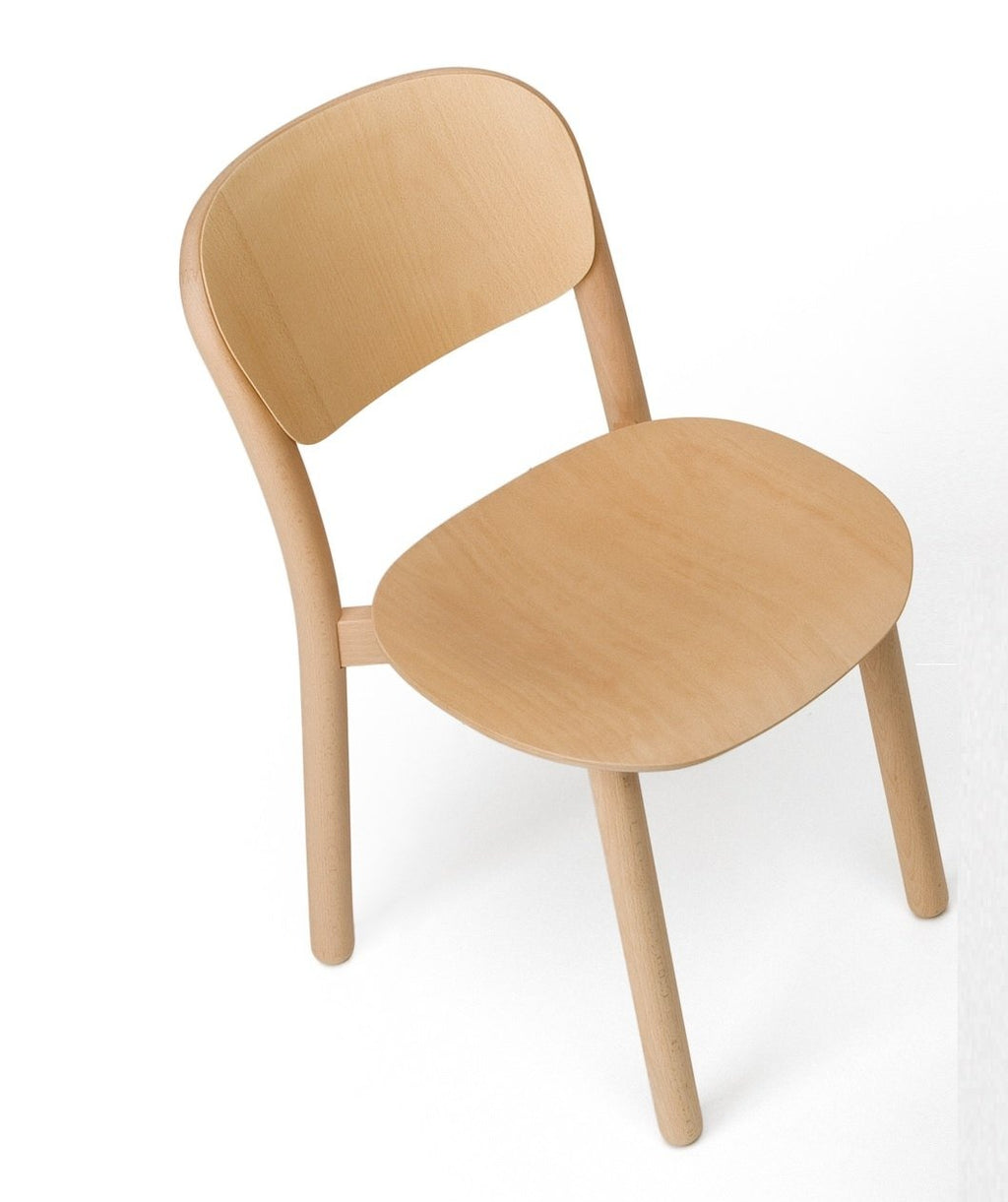 Beech Chair Back