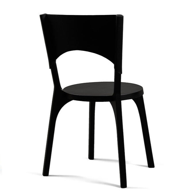 Cafe Tattoo Chair Plain