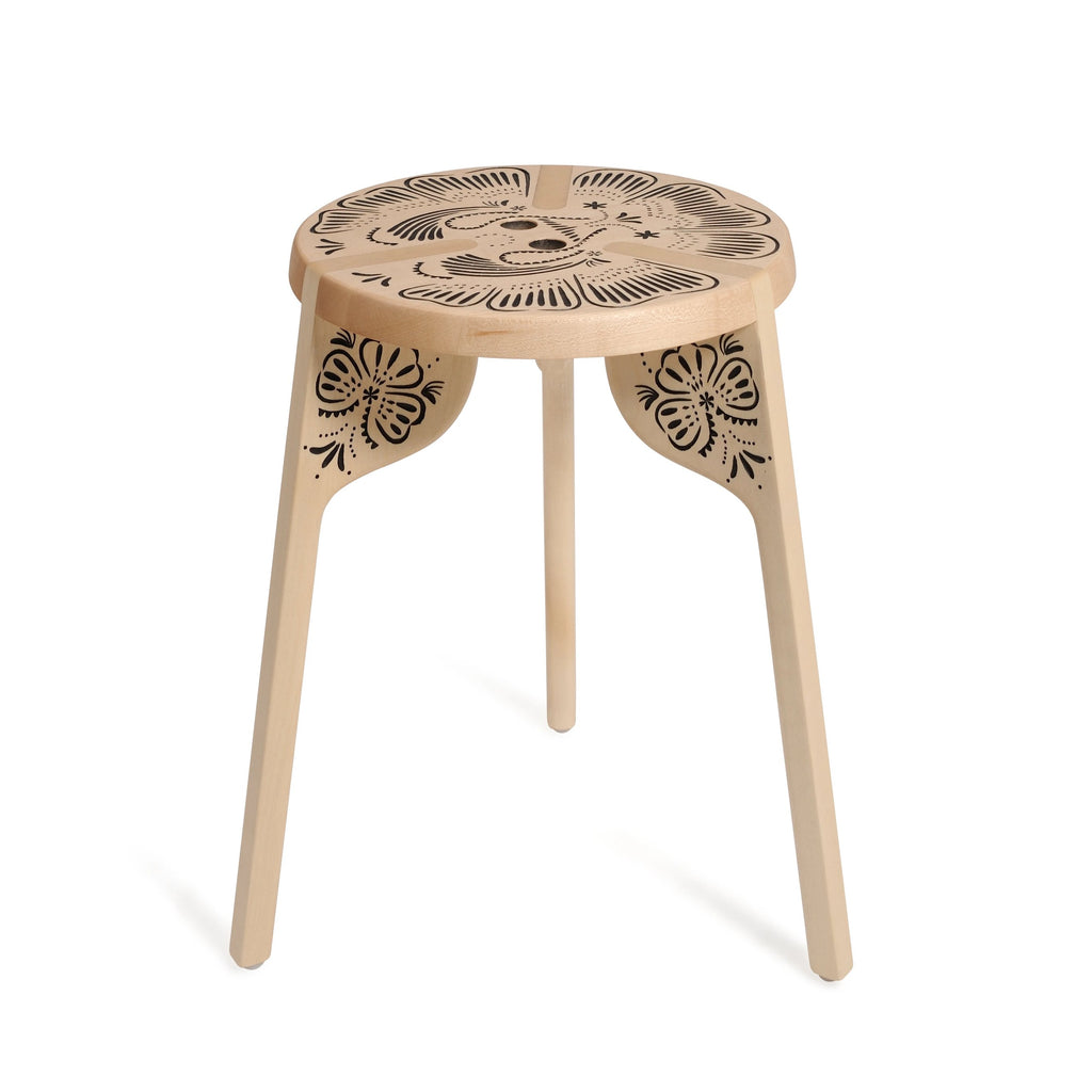 Tattoo Stool Folk
