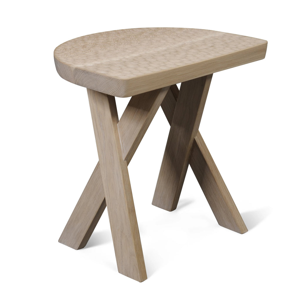 Touch Stool Half Moon