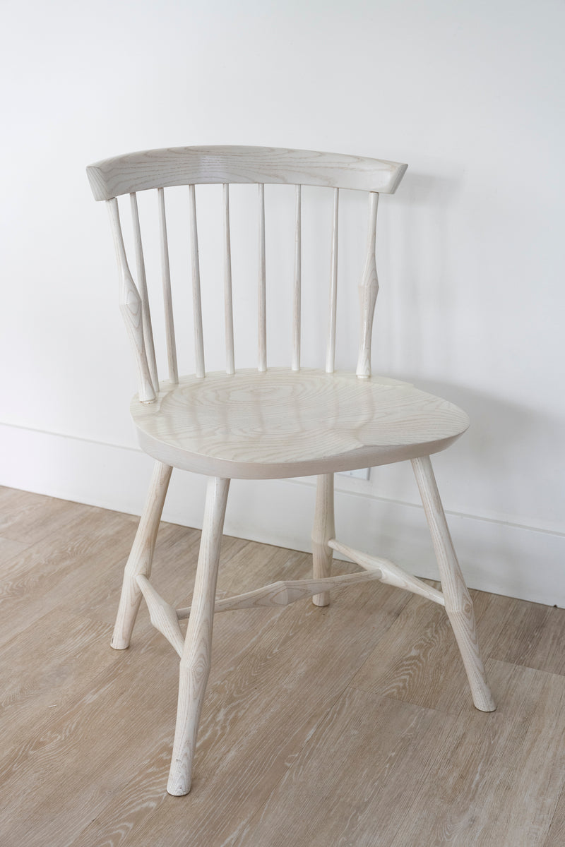 WAYLAND LOW-BACK SIDE CHAIR, Indoor
