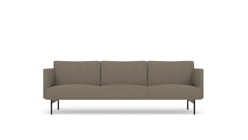 Draft 3 Seater Sofa