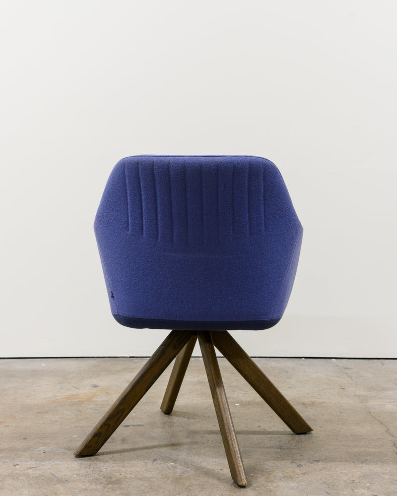 Ease Chair, Purple, DEMO