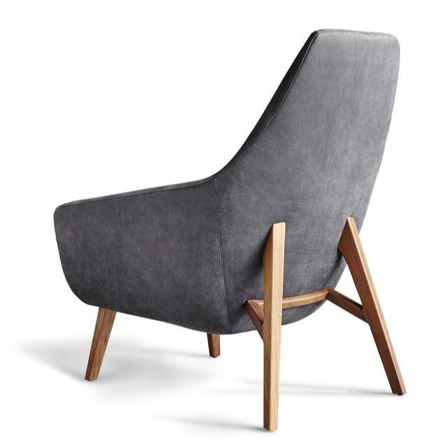 Enzo Lounge Chair-Demo