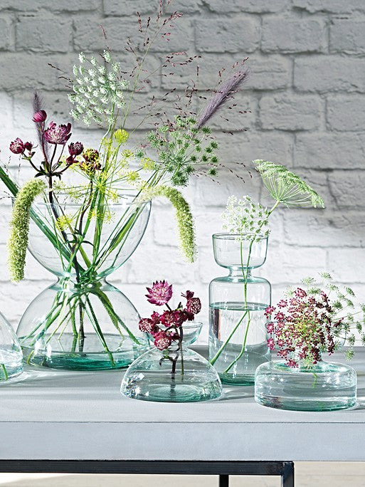 Canopy Vase Clear H9.5 cm