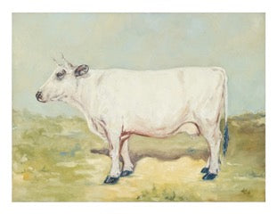 White Bull Artwork