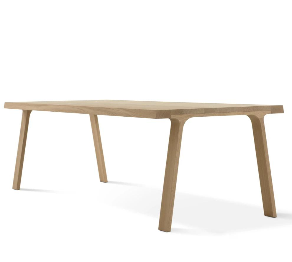 Doble Table, Oak
