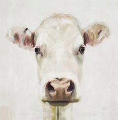 One Cow Artwork