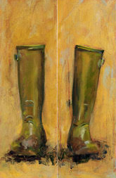 Wellies Artwork