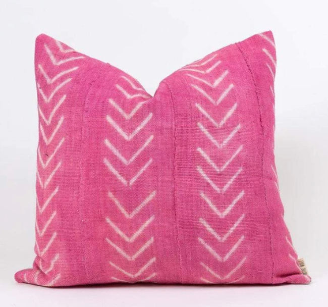 AKANNI Mudcloth Pillow
