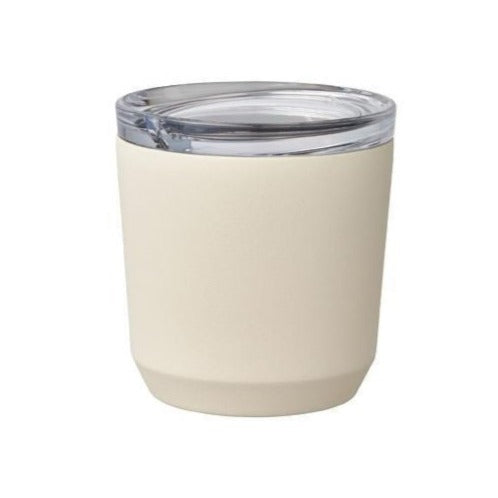 White To Go Tumbler Kinto